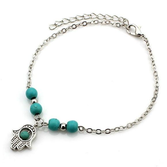 Jewelry - Beautiful BOHO Anklet